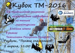 15-ый КУБОК-ТМ 2016