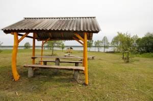 Новая турстоянка открылась на озере Свирь в Нарочанском крае