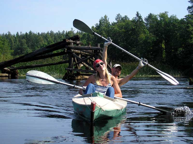 дрыса рыбалка