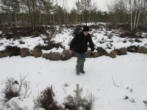 Отчет по пешему походу по витебской области (с переездами)